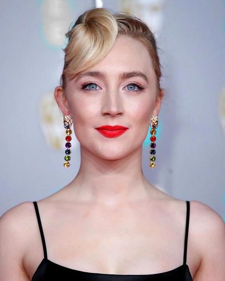 Saoirse Ronan at BAFTA 2020