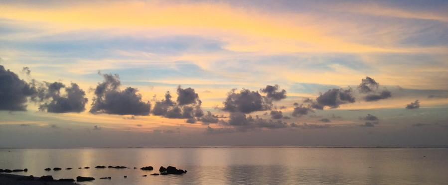 白保東の海