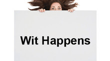 Wit Happens - A Novel