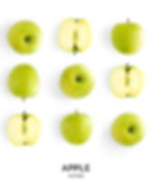 Seamless pattern with green apples.jpg F