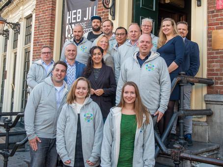 Duurzaam Startontbijt                 koplopers stad Groningen