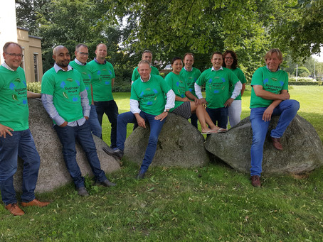Koplopers Westerkwartier vieren feest der herkenning