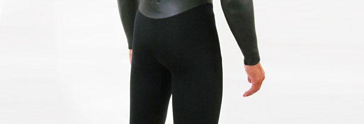 ウェットスーツのデザイン