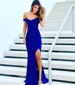 Simples e apaixonante !! 💙 #vestidodefe