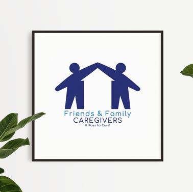 Friends & Family Caregivers Branding