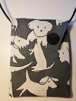 Dog Pattern Crossbody