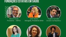 Webconferência: MODELO JURÍDICO-ADMINISTRATIVO DAS FUNDAÇÕES ESTATAIS EM SAÚDE