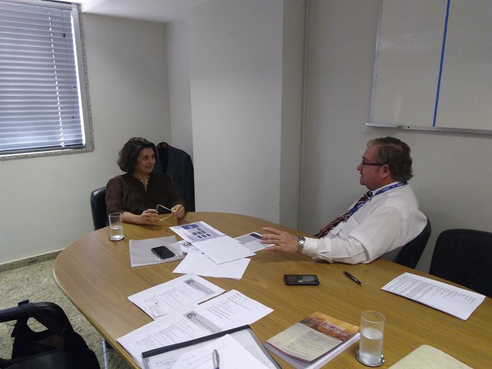 Entrevista com Dr. Aldino Graef