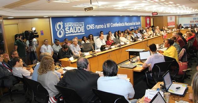 Decreto que  extingue conselhos federais não alcança Conselho Nacional de Saúde