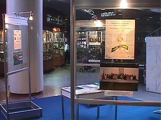 Troféu e Placas do PQGF 1999