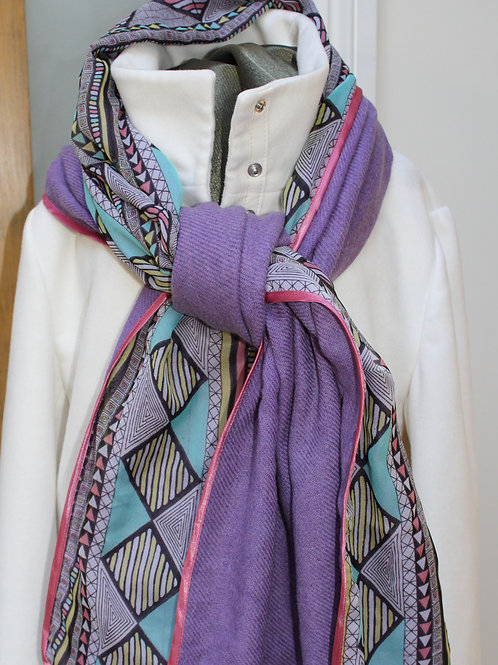 The Nepalese Cashmere wrap