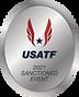 5280 Challenge USATF Sanction Logo 2021.