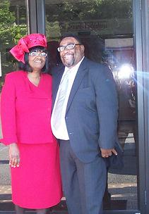 Bishop Phillip & Lady Odessa Calloway W