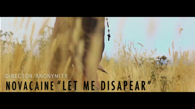 NovaCaine's Let Me Disapear.mov