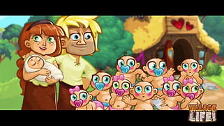 VillageLife Storyboard