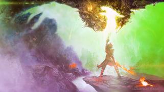Dragon Age Parallax Animation