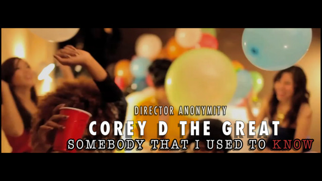 Somebody I Used To Know Final Edit.mov