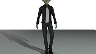 Monster Kid Animations