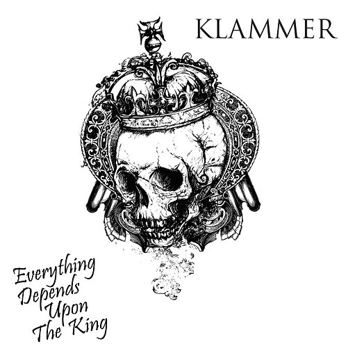 """""""Everything Depends Upon The King"""" 7"""" Vinyl by Klammer"""