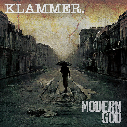 Klammer | Post Punk Dark Pop | Leeds | UK | Modern God