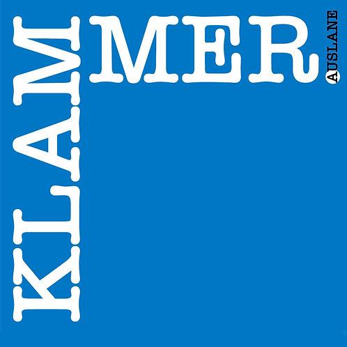 Auslane the Debut Album by Klammer