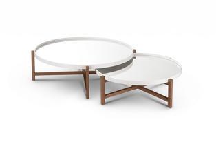 Mesa de Centro Gaia - redonda