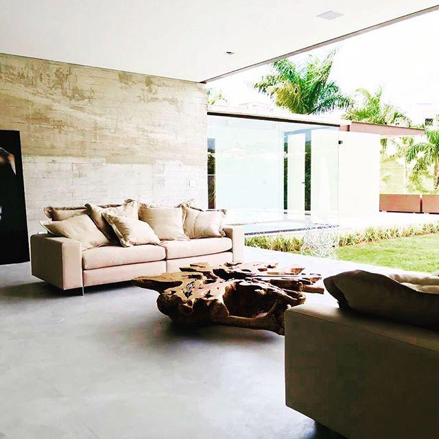 Raiz mesa de centro Projeto#lazer#natural#design#arte#liquid