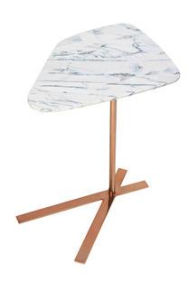 Mesa de apoio Ucello mármore arabesca