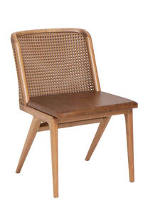 Cadeira Estrela com palha