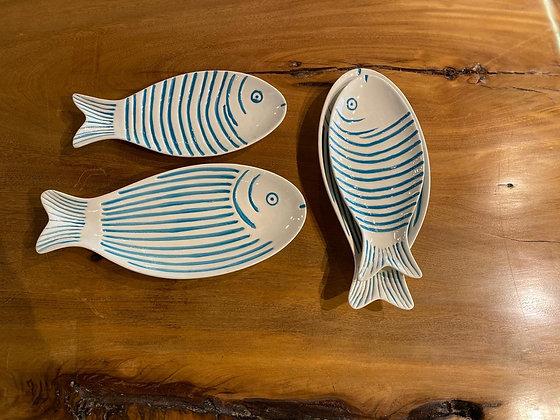 Peixes decorativo