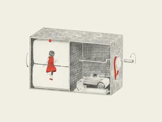 Flipbook music box