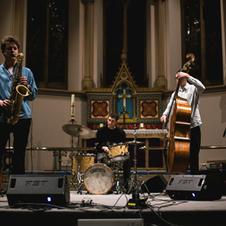 Ben Mindlin Quartet launch night