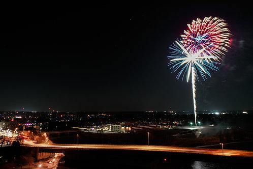 Ottawa Fireworks (Print Only)