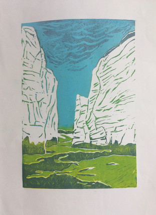Botany Bay Cliffs VI