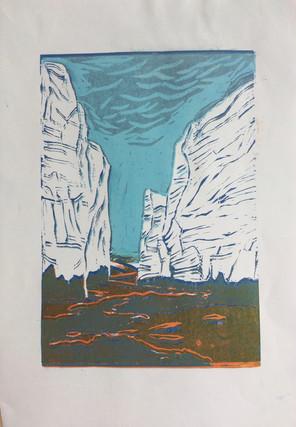 Botany Bay Cliffs VII