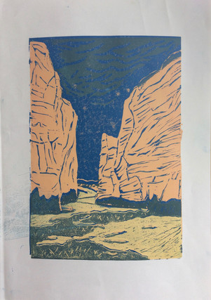 Botany Bay Cliffs V