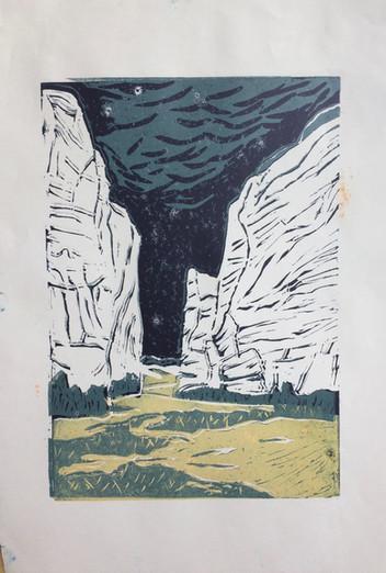 Botany Bay Cliffs III
