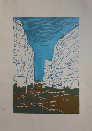 Botany Bay Cliffs II