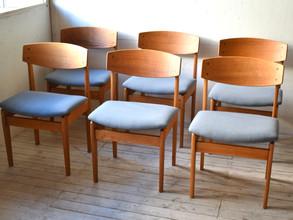 3-066 J78 Dining chair - Jorgen Bækmark