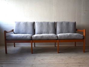3-092 3seat sofa / Illum Wikkelso