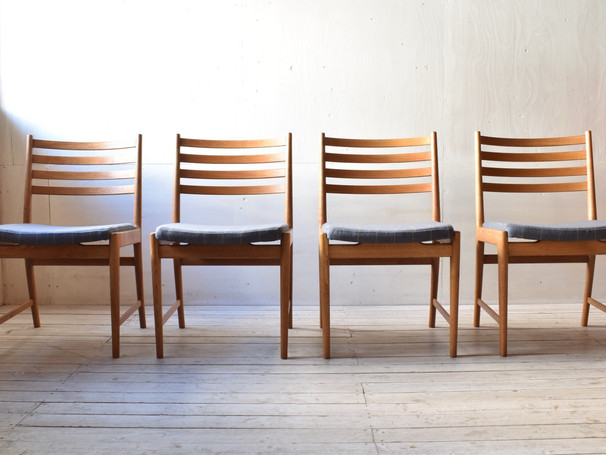 2-051 Dining chair set
