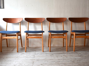 4-015 Dining chair set