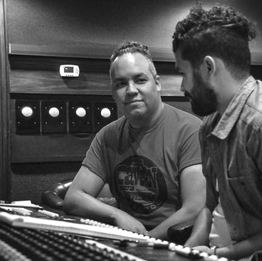 Cosme studio sessions @ Clear Lake Studios - Los Angeles, CA