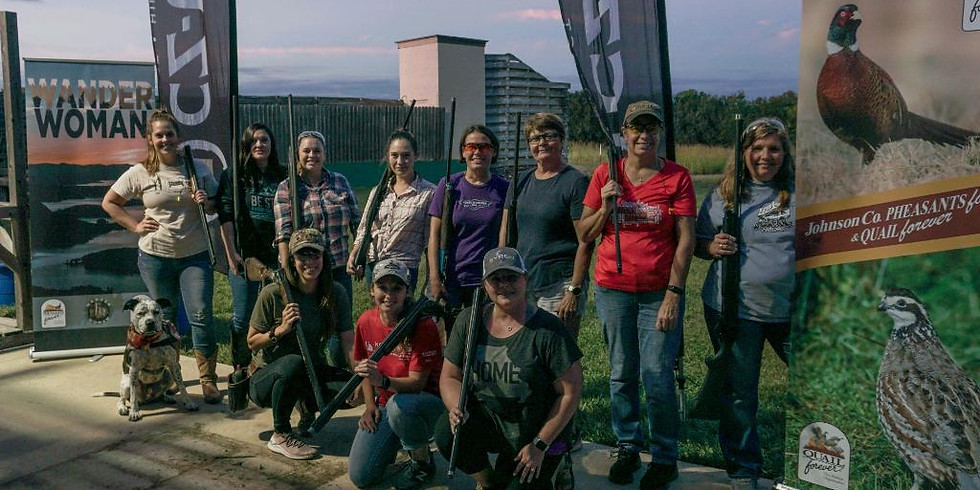 PF Women's Shotgun Clinic