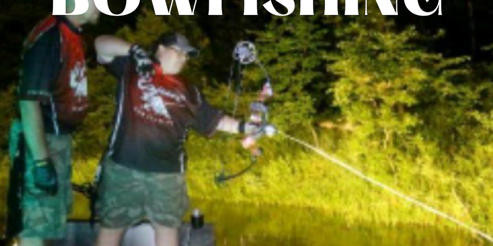 Ladies Bowfishing