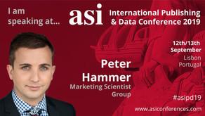 asi International Publishing & Data Conference 2019