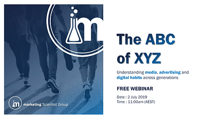 Marketing Scientist Group_The ABC of XYZ