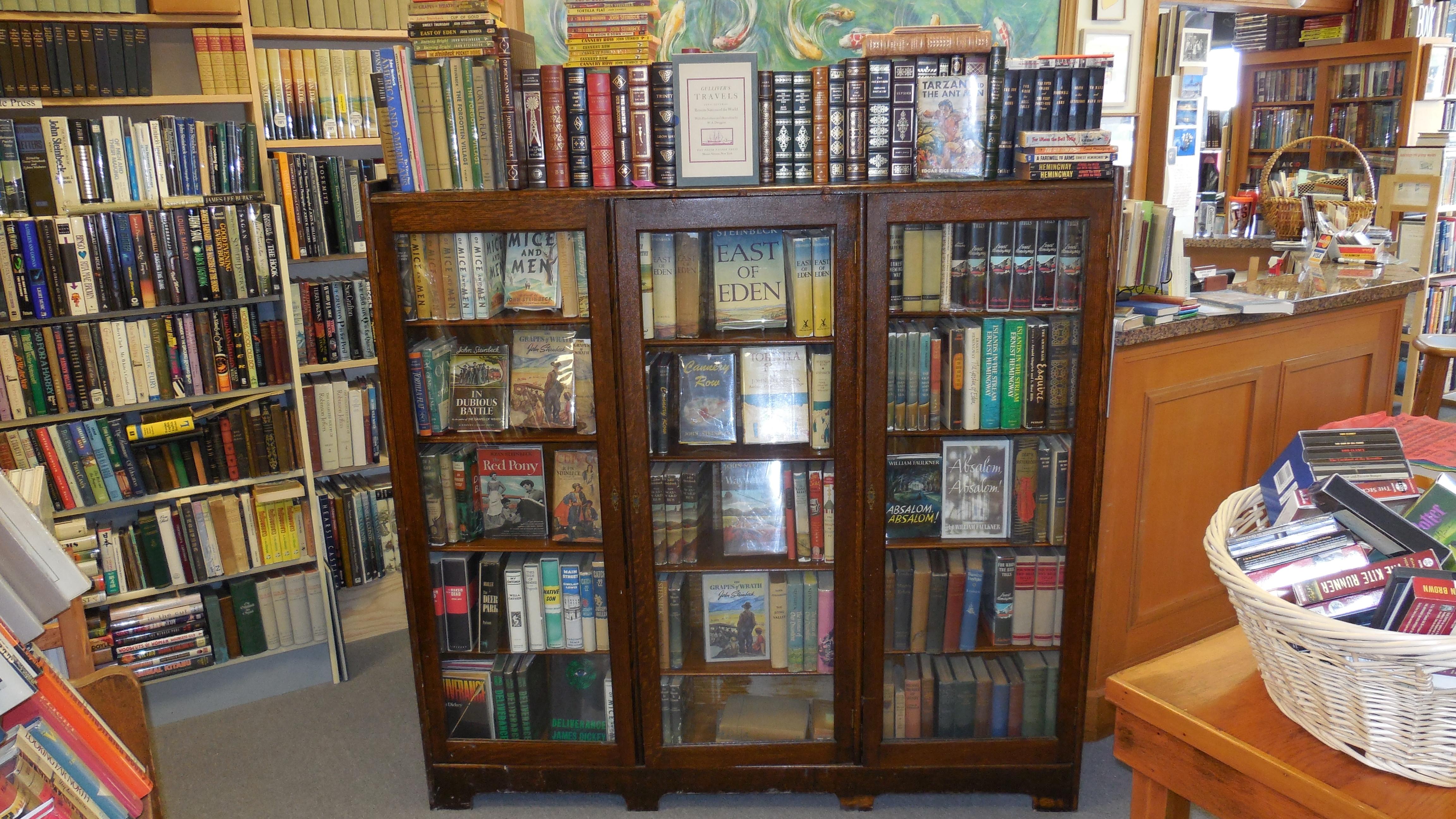 Pacific Coast Books Lincoln City Oregon