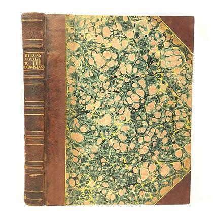 Byron, George Anson (1789-1868)