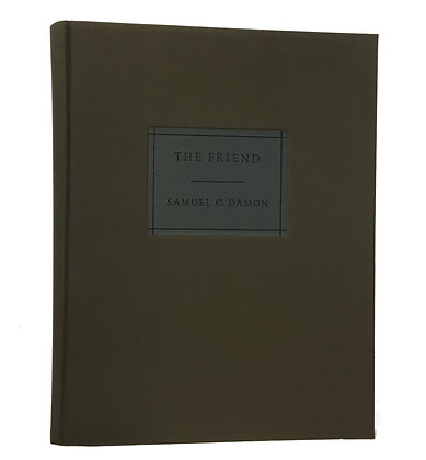 Damon, Samuel C. - The Friend